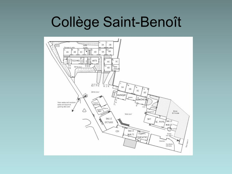 Collège Saint-Benoît