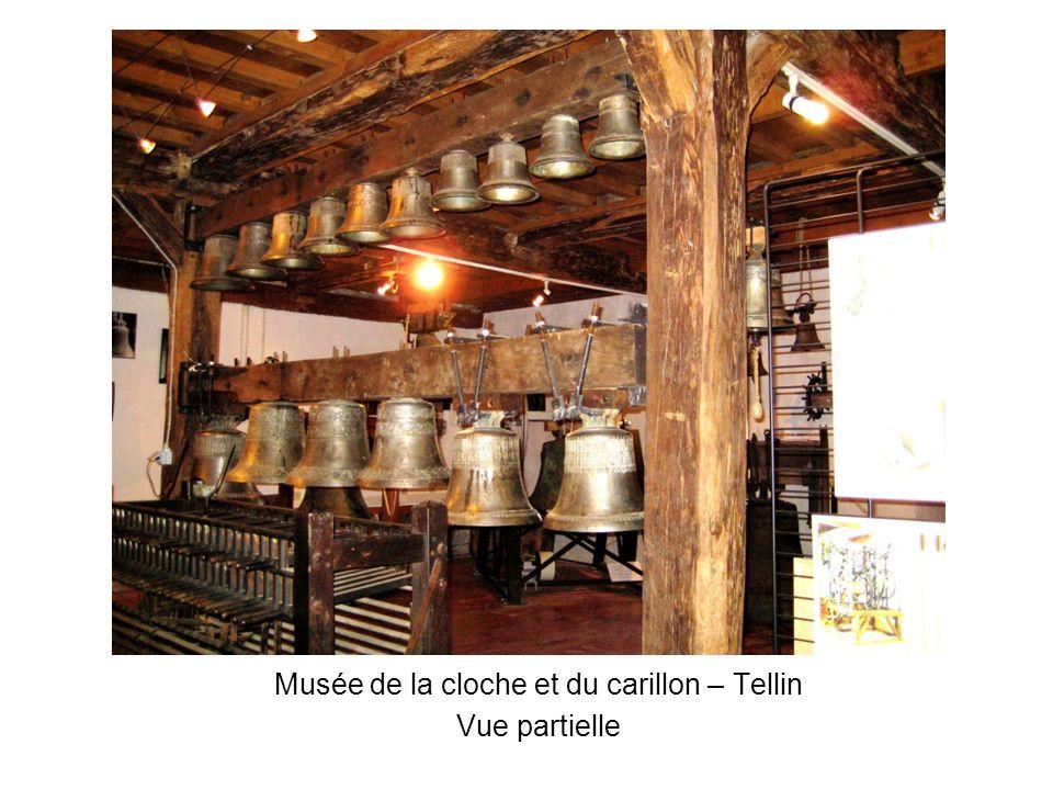 Musée de la cloche et du carillon – Tellin
