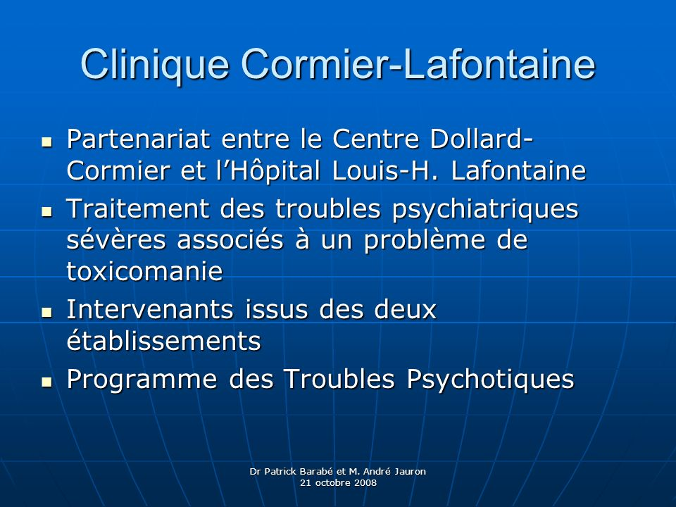 Clinique Cormier-Lafontaine