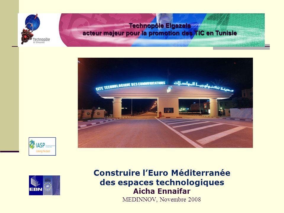 Technopôle Elgazala acteur majeur pour la promotion des TIC en Tunisie