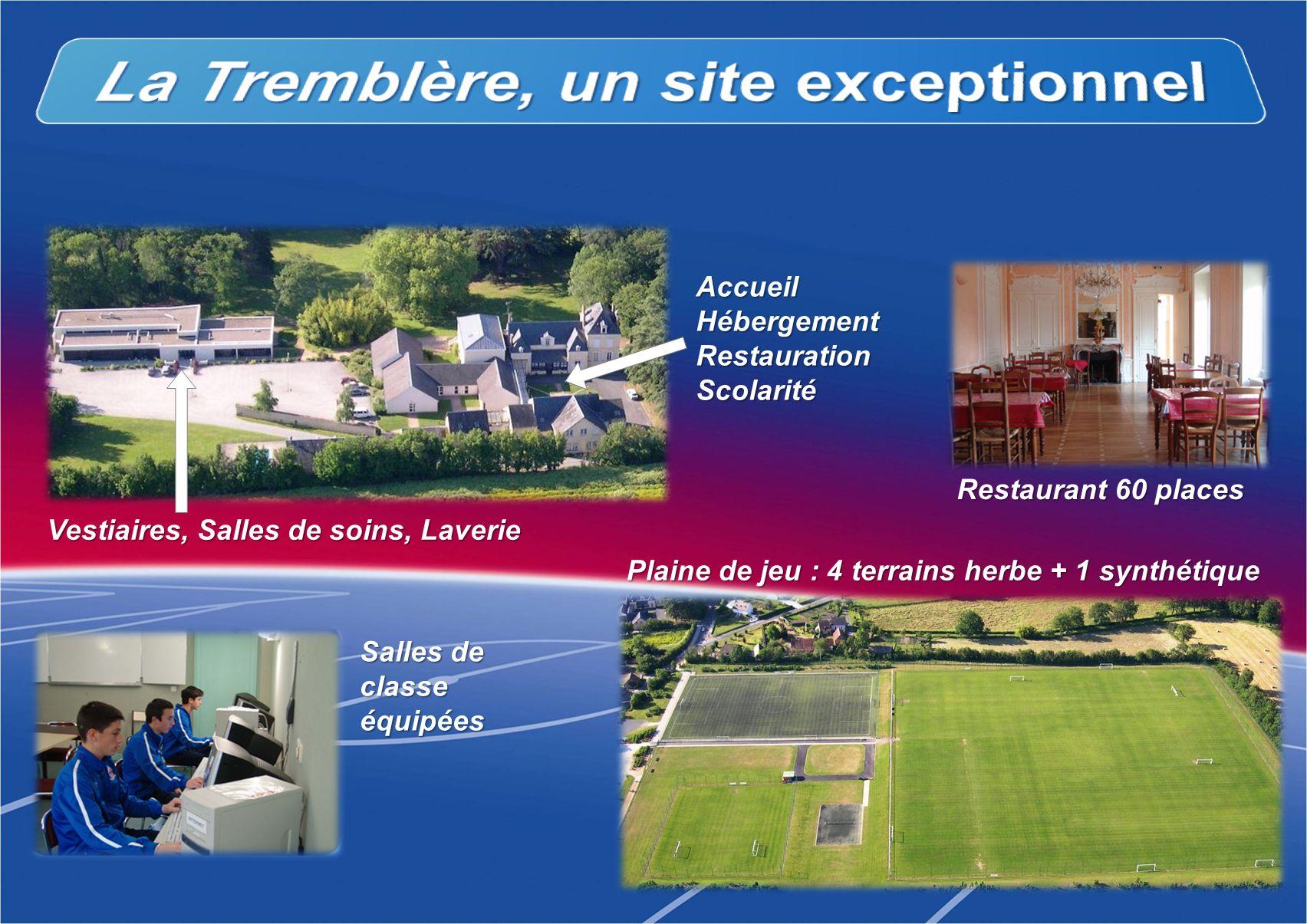 La Tremblère, un site exceptionnel