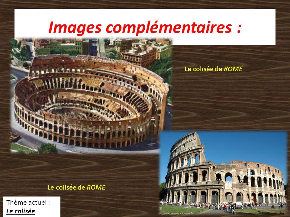 Images complémentaires :