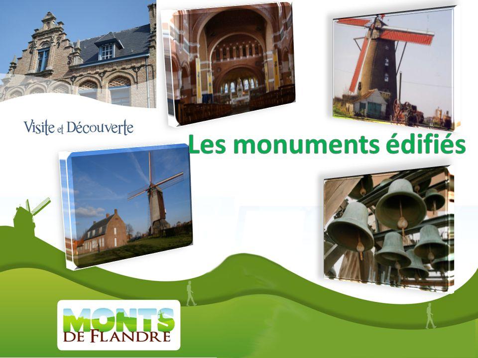 Les monuments édifiés