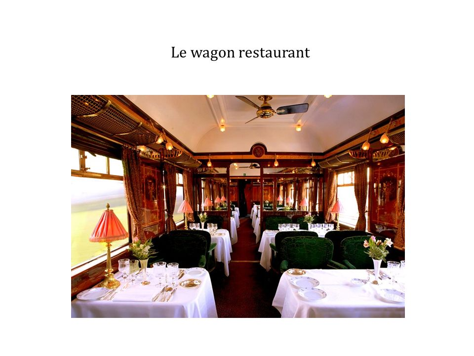 Le wagon restaurant