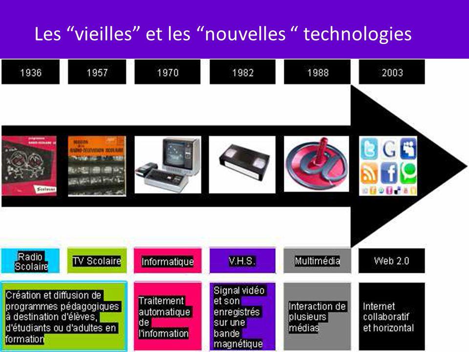 Les vieilles et les nouvelles technologies