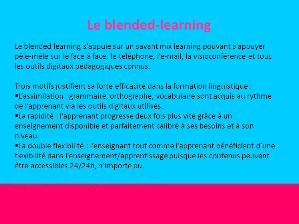 Le blended-learning