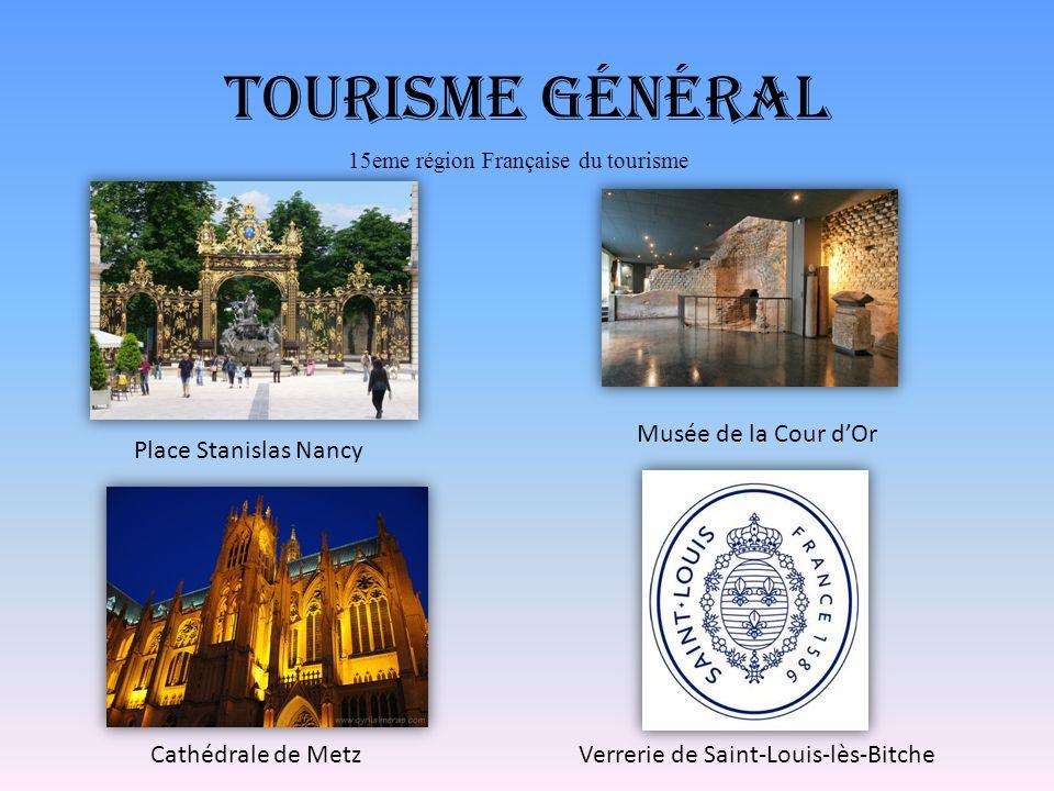 Tourisme Général Musée de la Cour d'Or Place Stanislas Nancy
