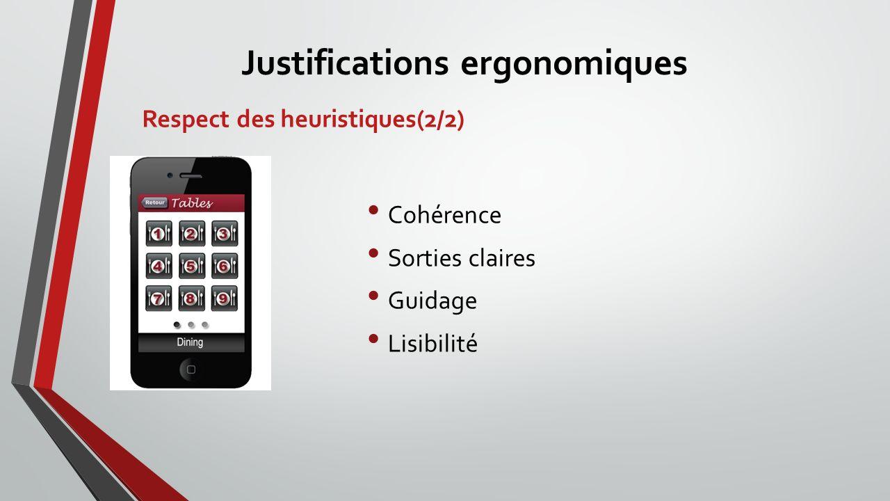 Respect des heuristiques(2/2)