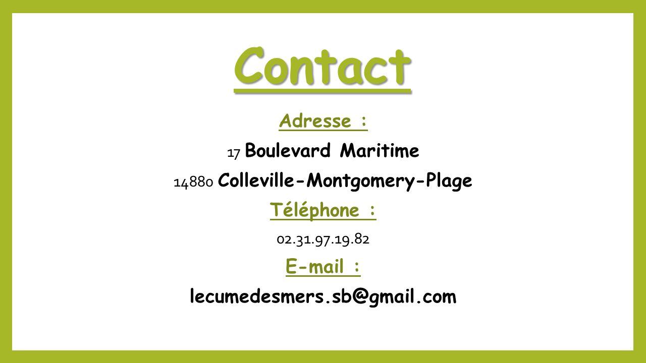 14880 Colleville-Montgomery-Plage