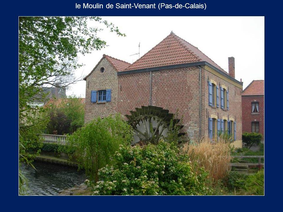 le Moulin de Saint-Venant (Pas-de-Calais)