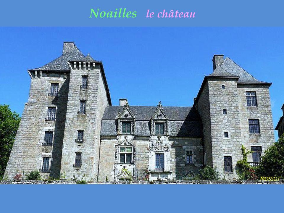 Noailles le château