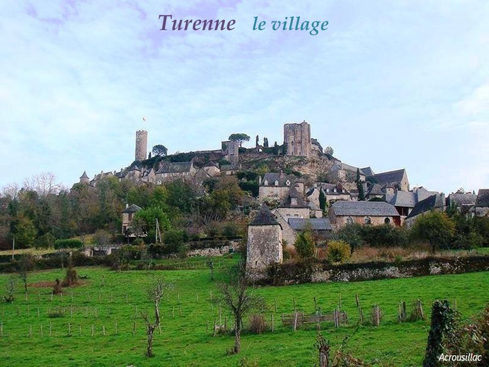 Turenne le village
