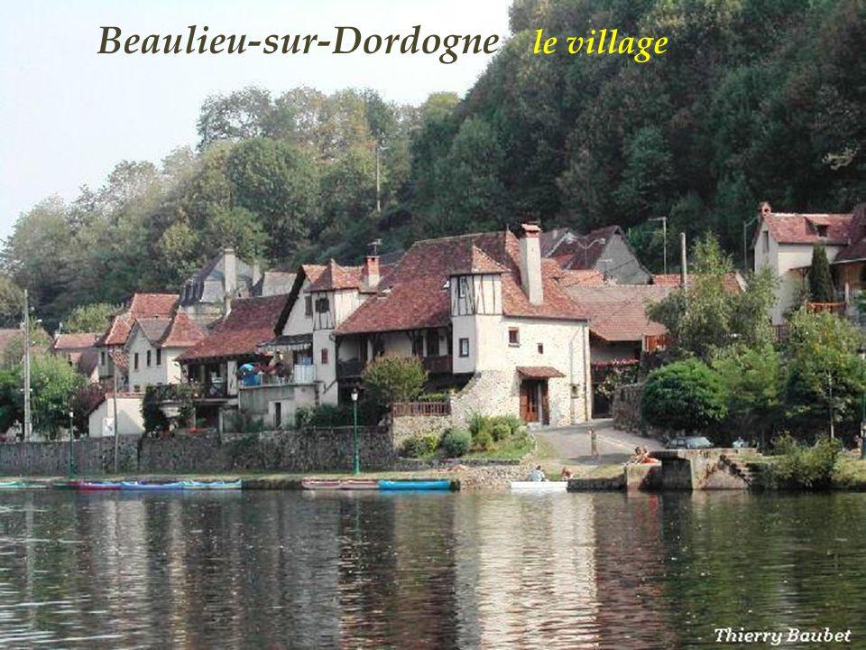 Beaulieu-sur-Dordogne le village