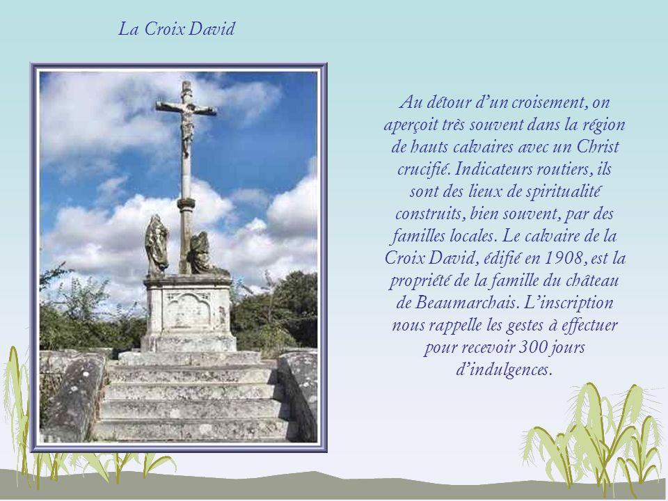 La Croix David