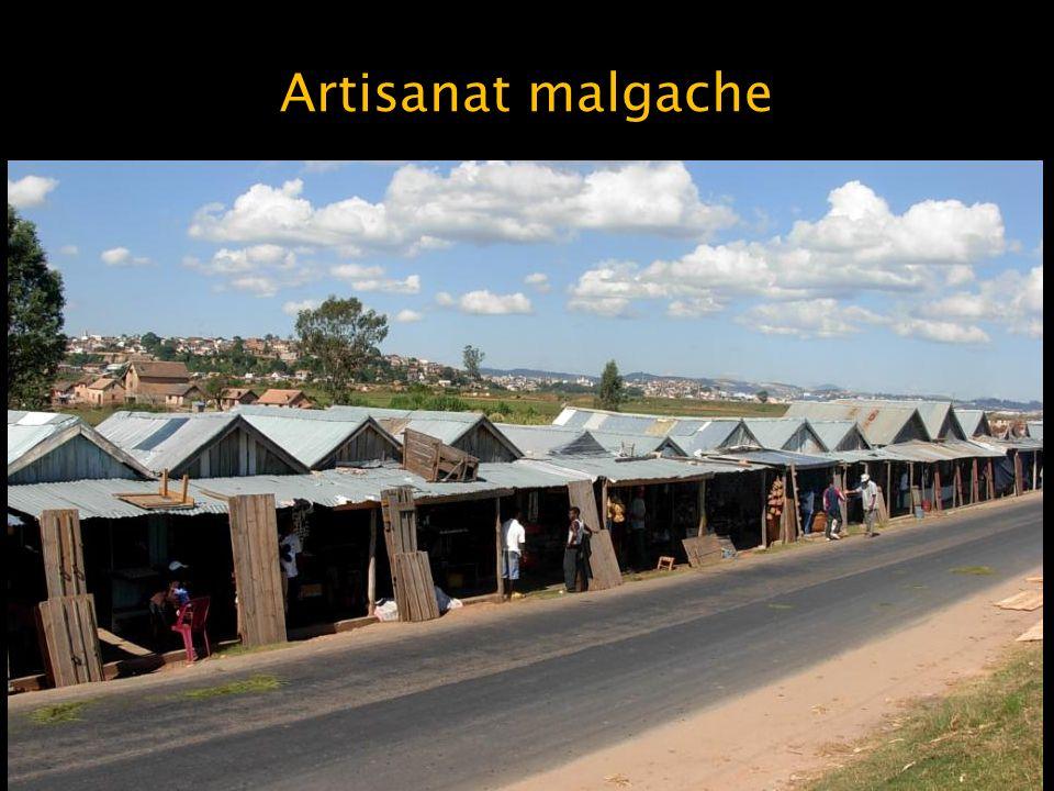 Artisanat malgache