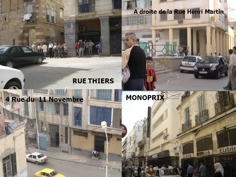 RUE THIERS MONOPRIX 4 Rue du 11 Novembre