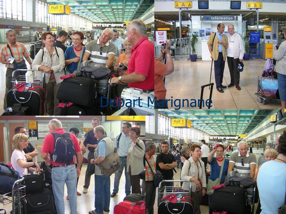 Depart Marignane