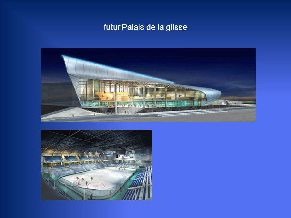 futur Palais de la glisse