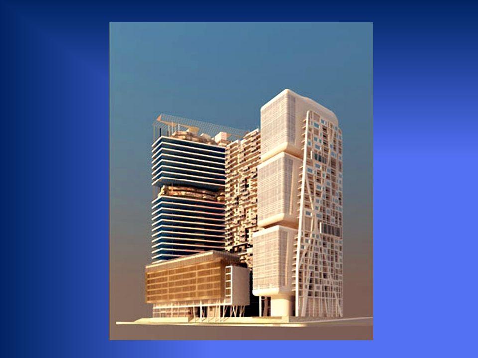 Vue générale de la skyline marseillaise