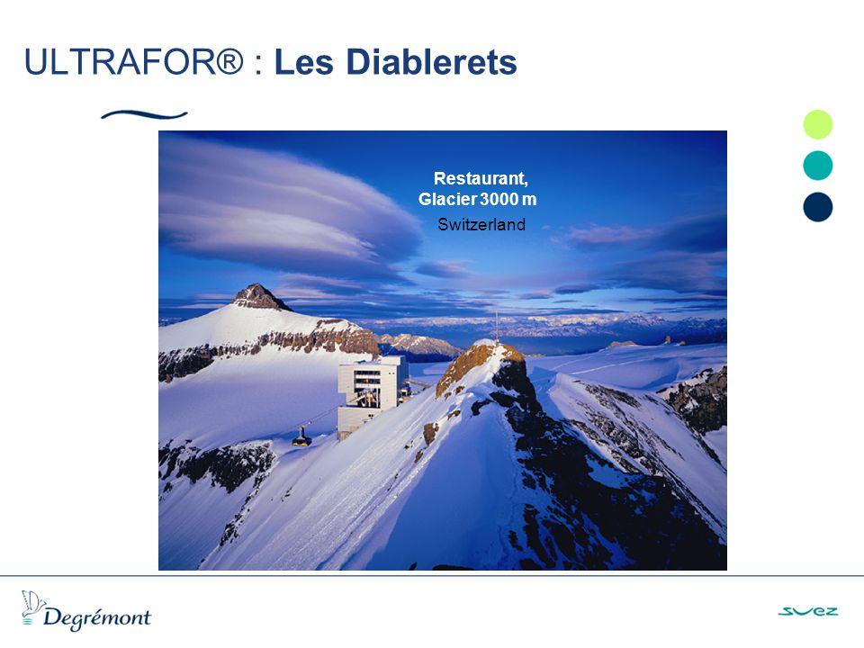 ULTRAFOR® : Les Diablerets