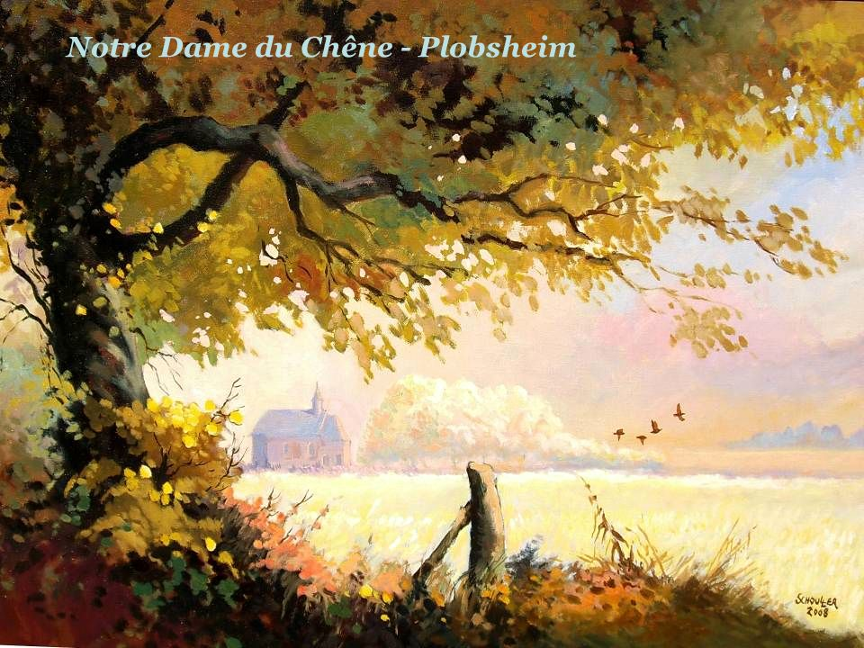 Notre Dame du Chêne - Plobsheim