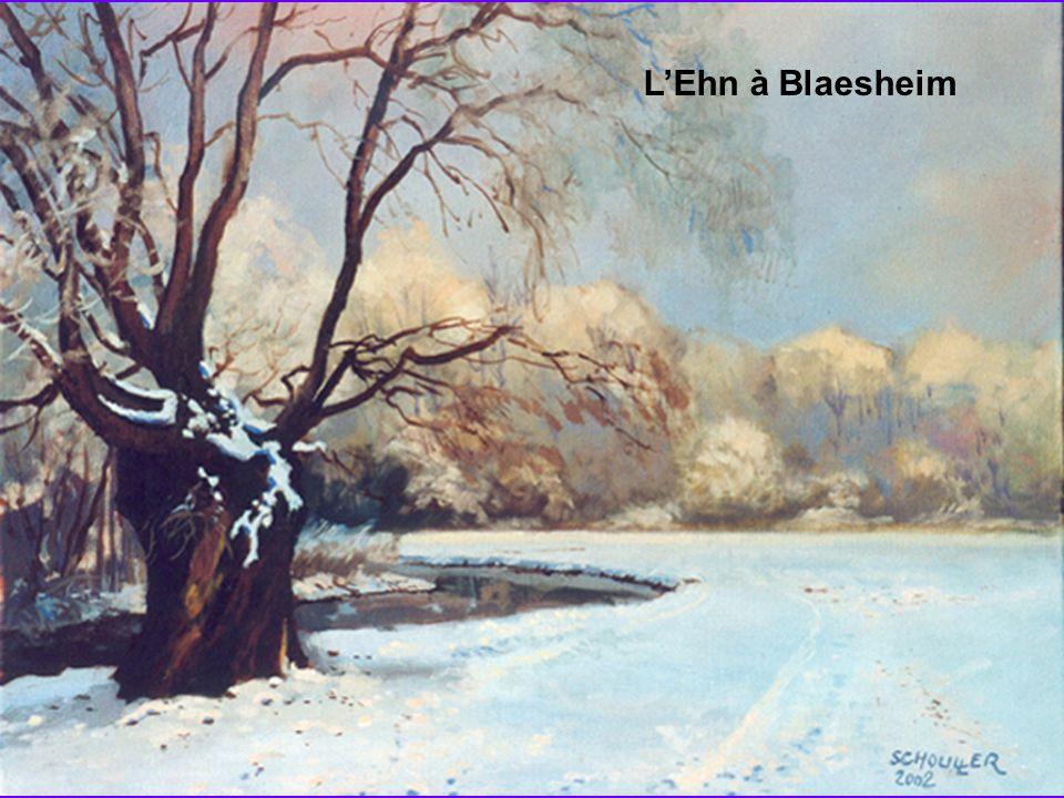 L'Ehn à Blaesheim