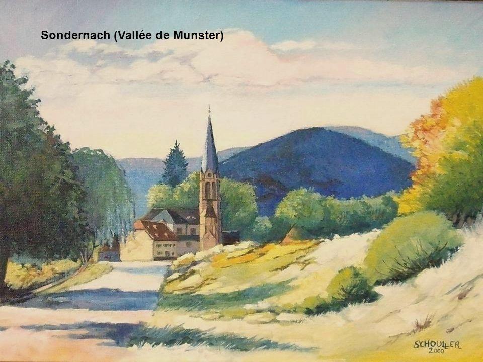 Sondernach (Vallée de Munster)
