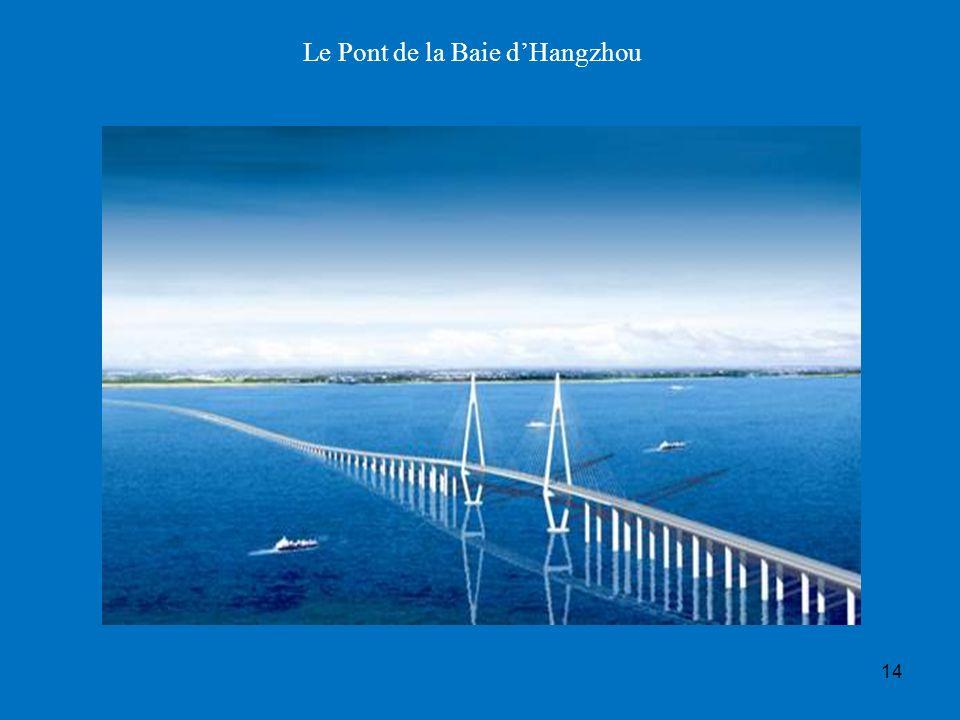 Le Pont de la Baie d'Hangzhou