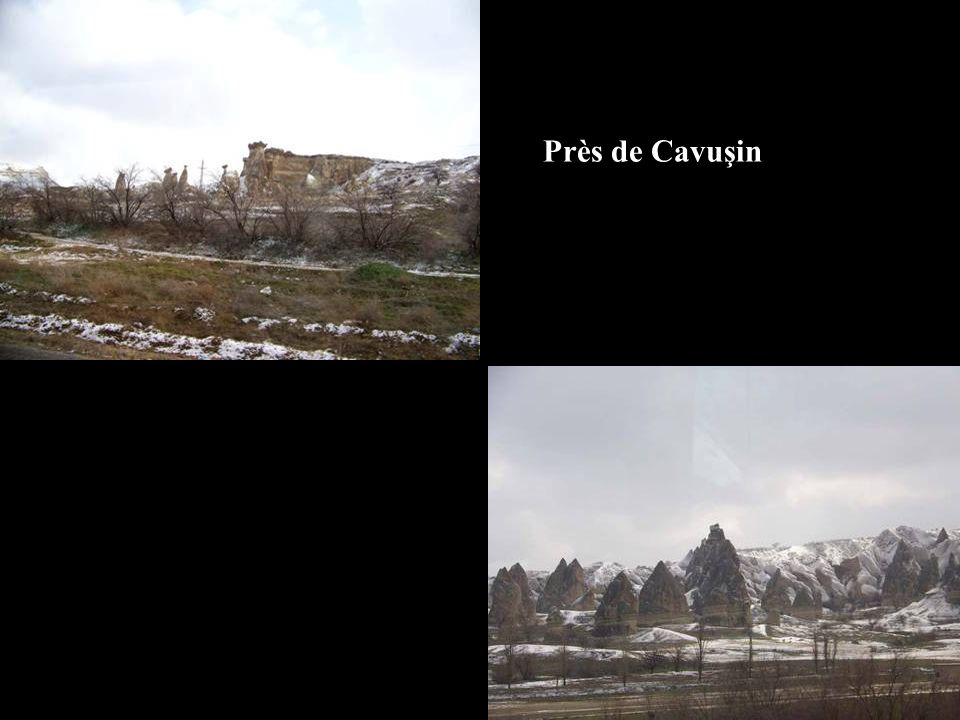 Près de Cavuşin