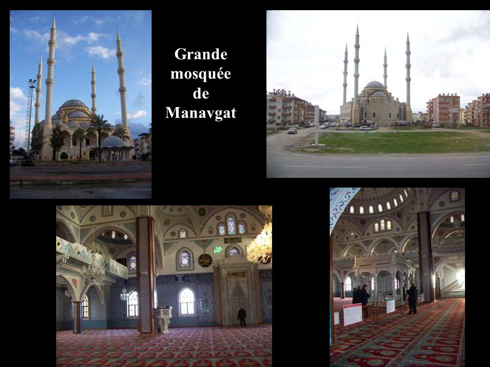 Grande mosquée de Manavgat