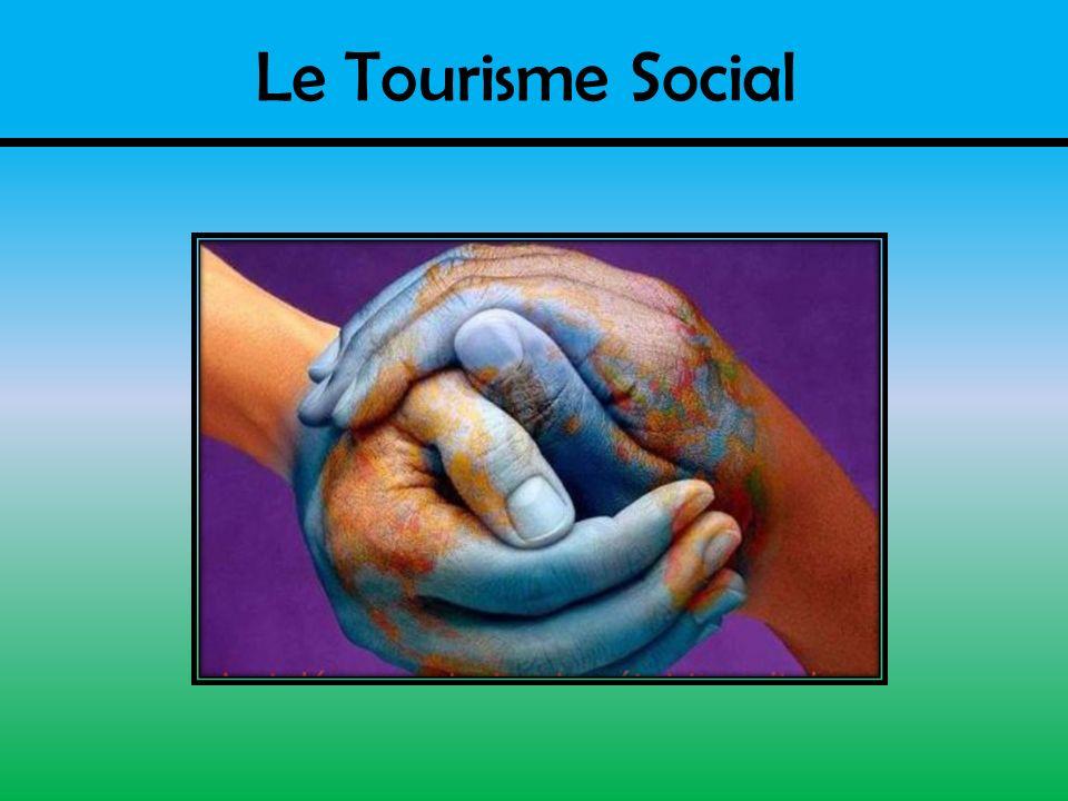 Le Tourisme Social