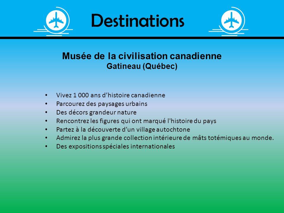 Musée de la civilisation canadienne