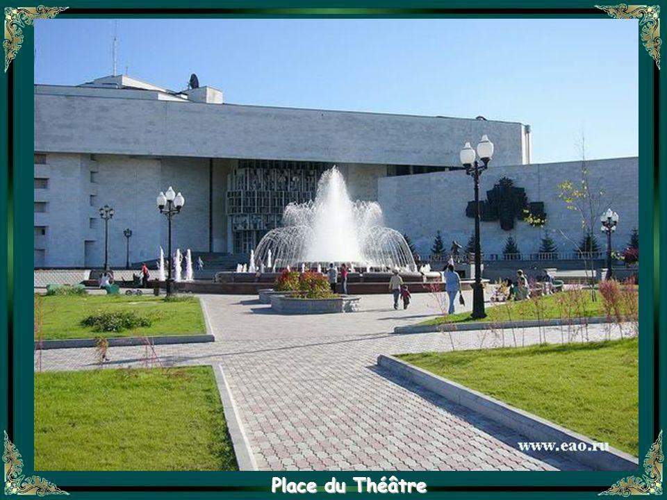 Place du Théâtre