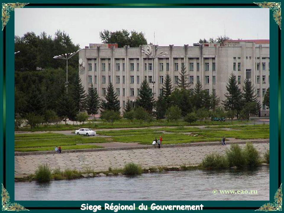 Siege Régional du Gouvernement