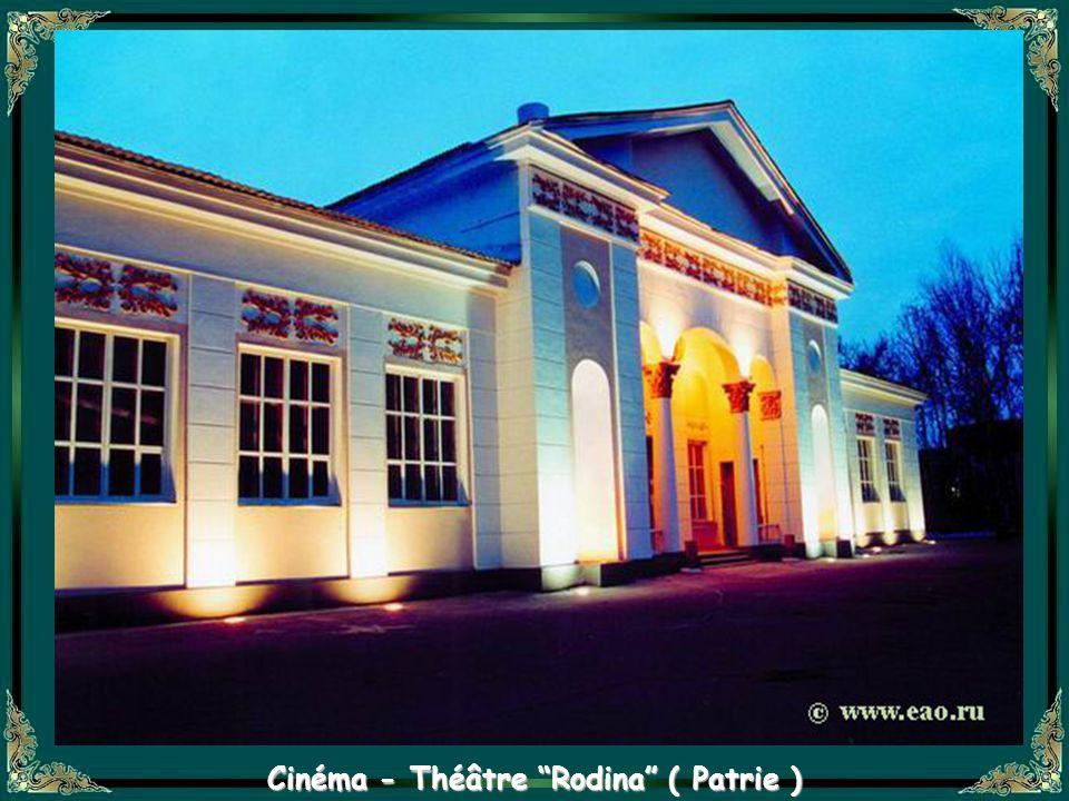 Cinéma - Théâtre Rodina ( Patrie )