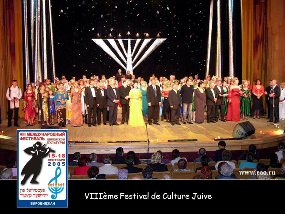 VIIIème Festival de Culture Juive