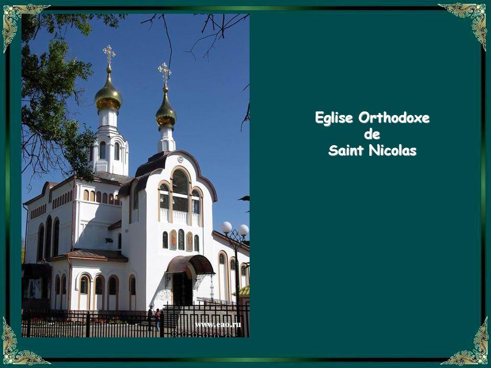 Eglise Orthodoxe de Saint Nicolas