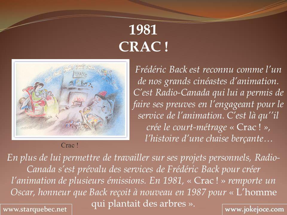 1981 CRAC !