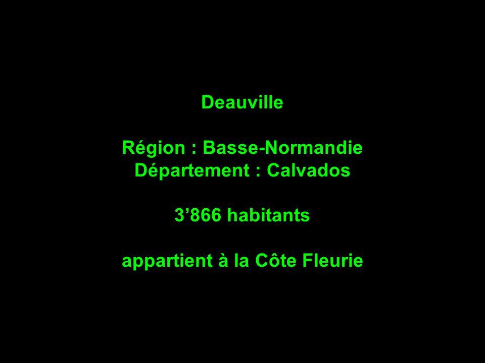 Région : Basse-Normandie Département : Calvados 3'866 habitants