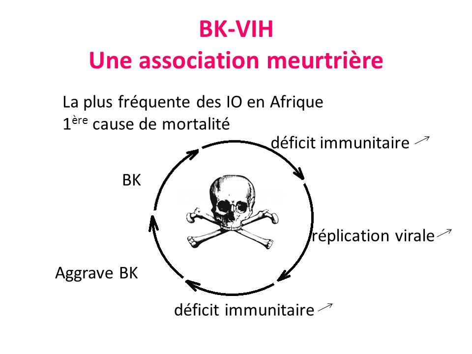 BK-VIH Une association meurtrière