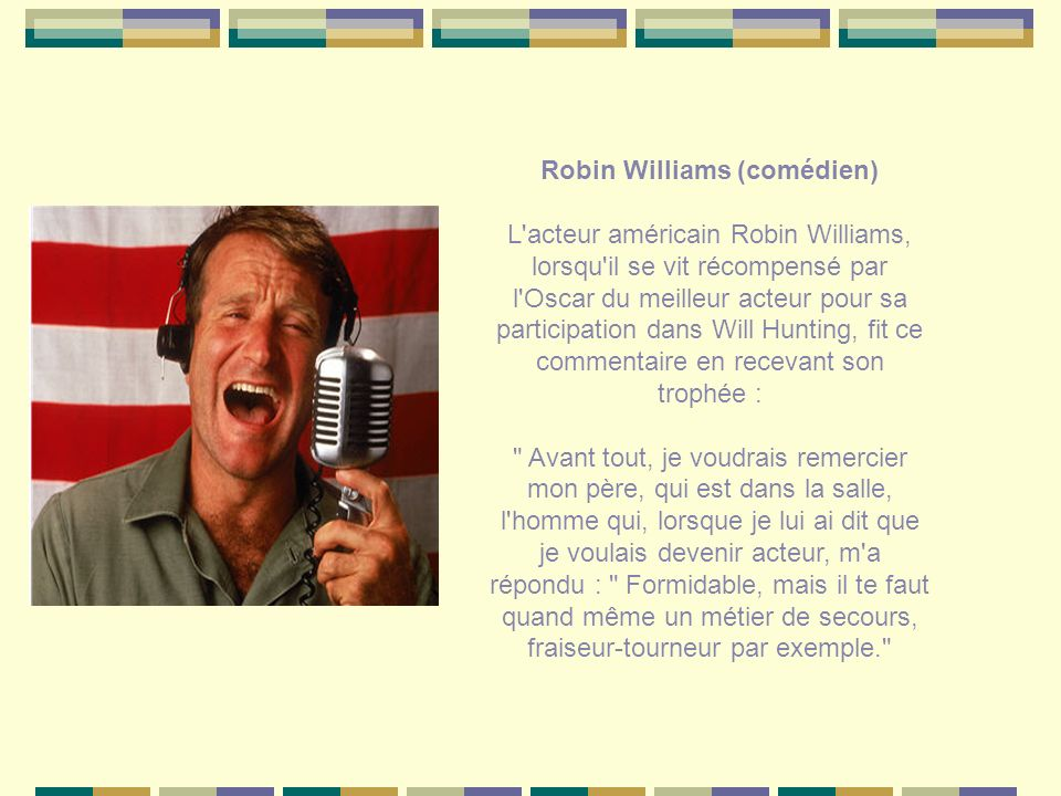 Robin Williams (comédien)