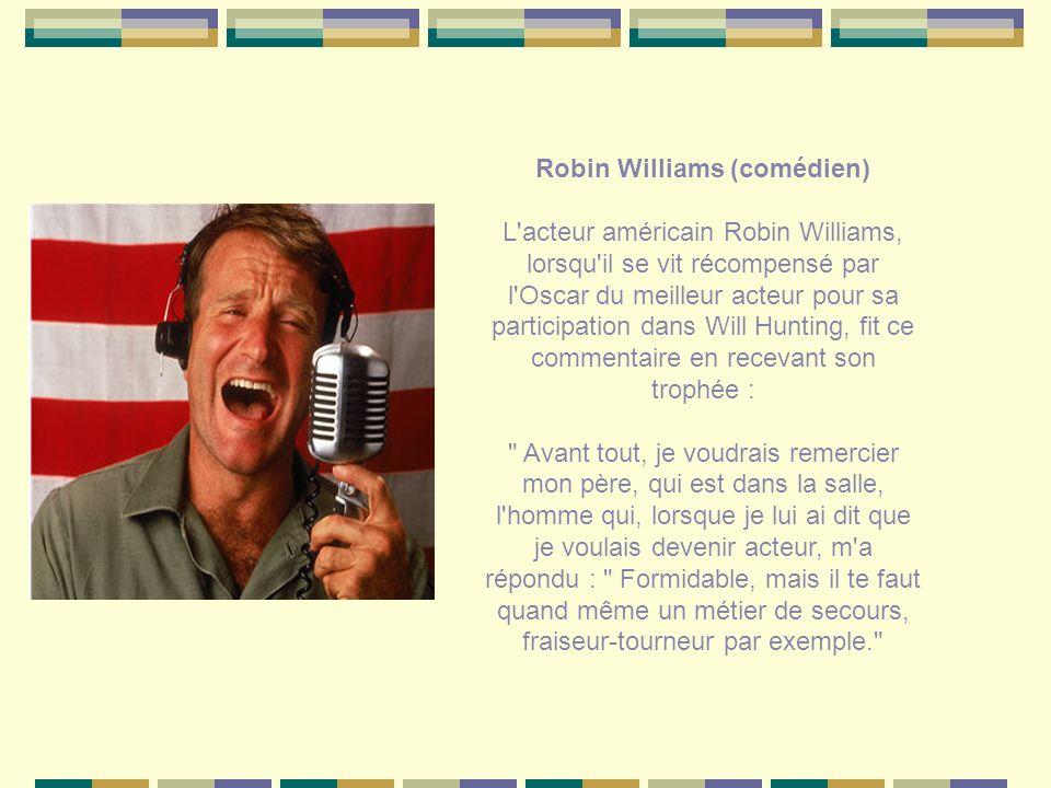 Robin Williams (comédien)