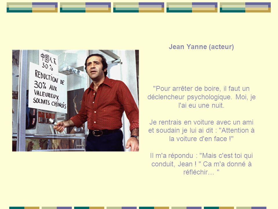 Jean Yanne (acteur)