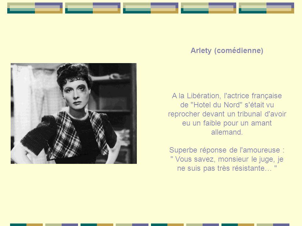 Arlety (comédienne)