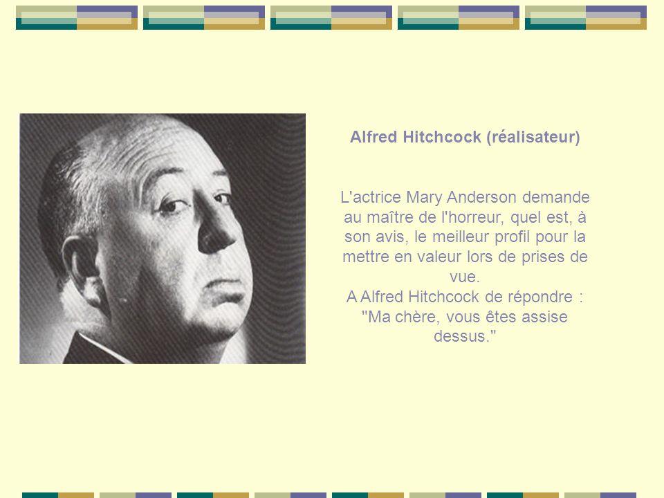 Alfred Hitchcock (réalisateur)