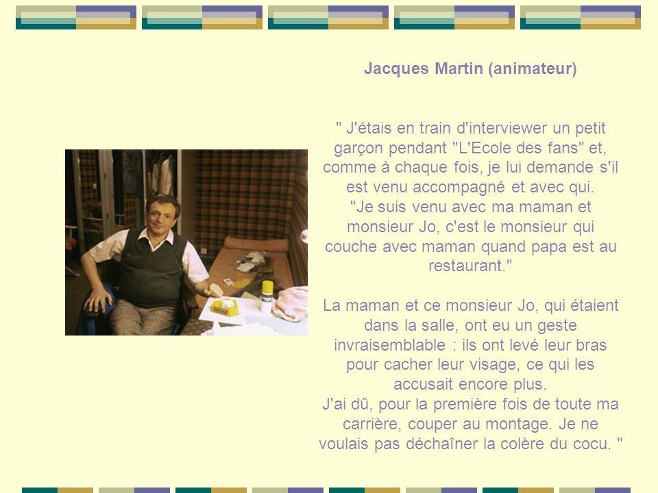 Jacques Martin (animateur)