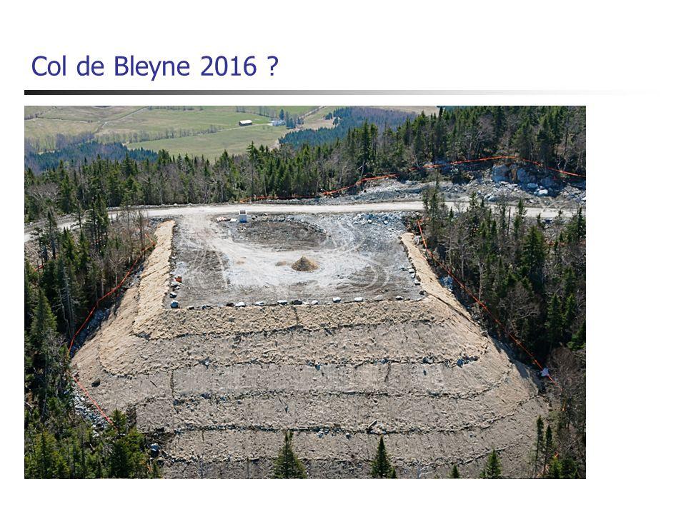 Col de Bleyne 2016