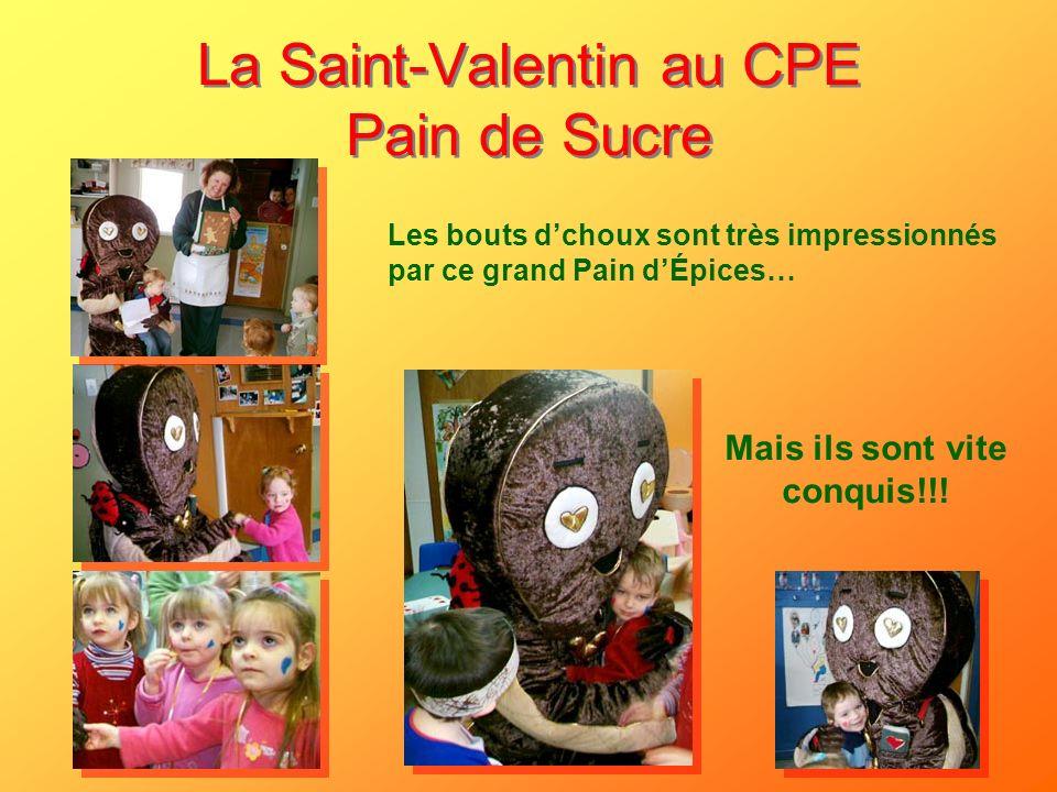 La Saint-Valentin au CPE Pain de Sucre
