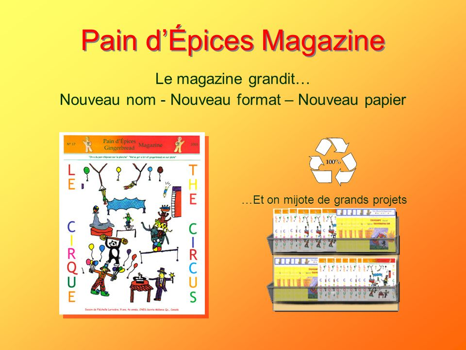 Pain d'Épices Magazine