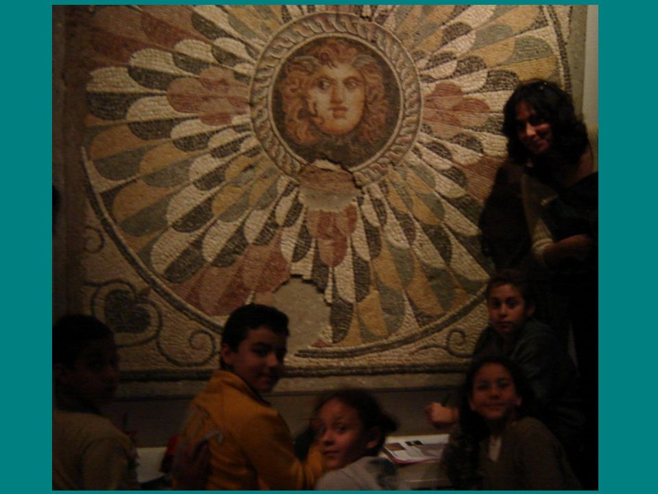 Visite au Musée National